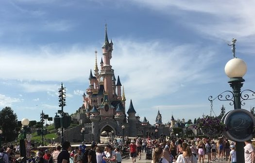 Disneyland Paris and why kids just don't appreciate it