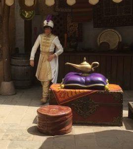 Disneyland Aladdin
