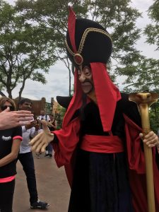 Disneyland Jafar
