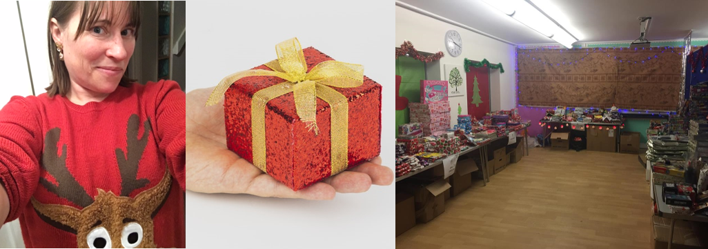 Christmas Shop for the Littlest Schoolkids
