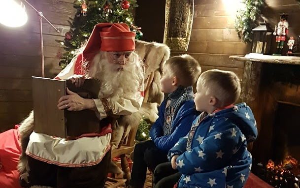 Lapland UK – the most magical family Christmas experience